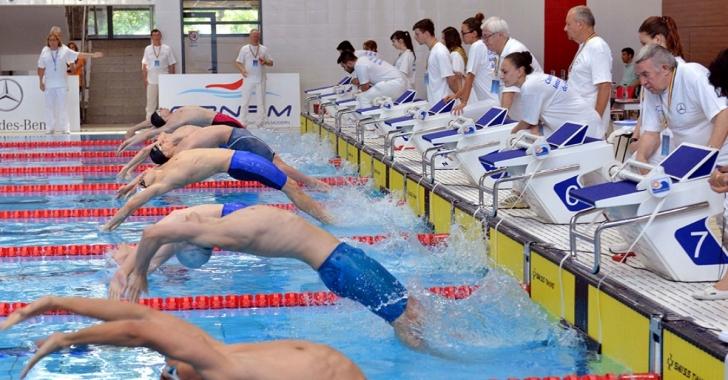 Campionatele Naționale de înot au loc la Bacău