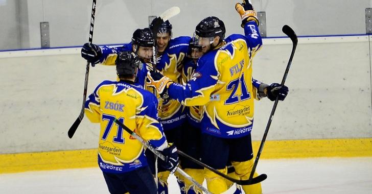 Corona Brașov conduce cu 3-2 în finala CNS