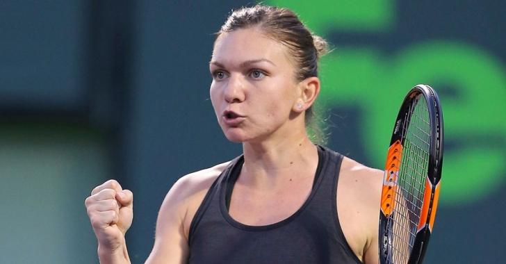 WTA Miami: Revenire de senzație, sfert de finală pentru Halep