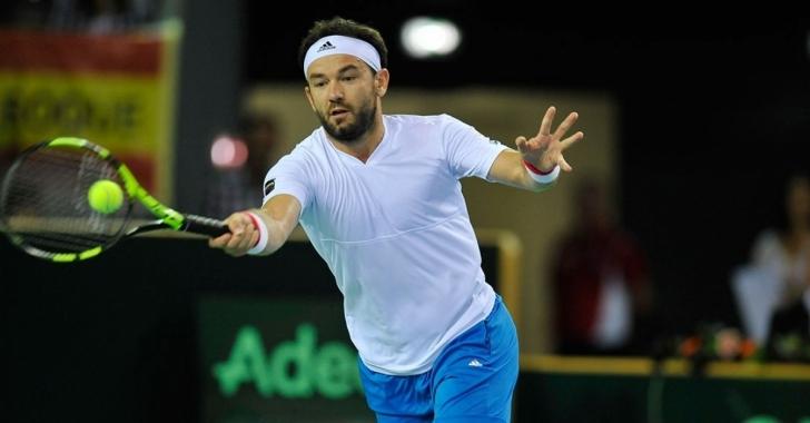 ATP Marrakech: Victorie pentru acces în semifinală