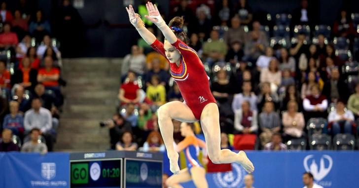 Campionatele Europene: Patru gimnaste din România s-au calificat în finale