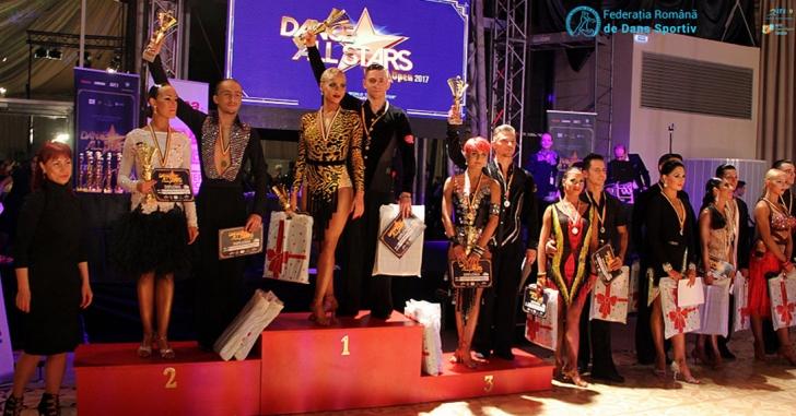 Rezultate Dance All Stars 2017