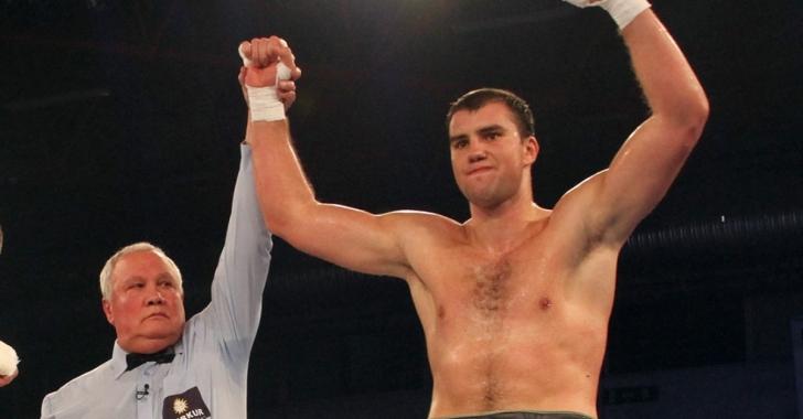 Răzvan Cojanu va lupta pentru centura WBO