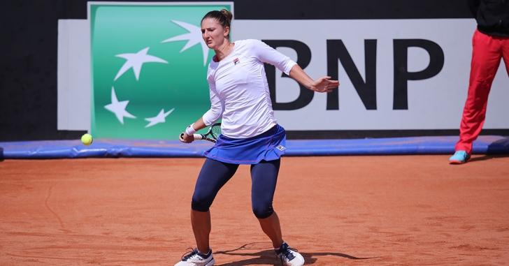 WTA Istanbul: Begu, singura româncă în semifinale