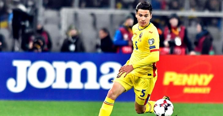 Dorin Rotariu, primul gol în Belgia