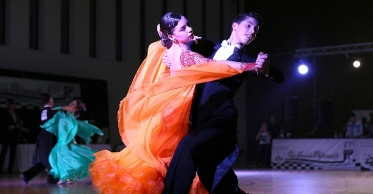 Campionatul Național de 10 Dansuri