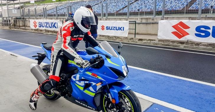 Robert Mureșan, invitat la Testul Suzuki