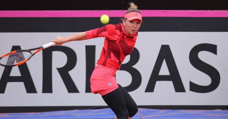 WTA Madrid: Begu și Halep avansează în sferturi la dublu