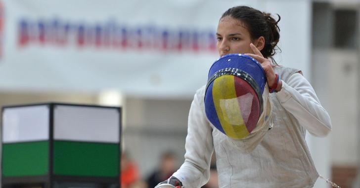 Ana Boldor, campioană națională la floretă