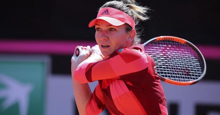 WTA Madrid: Halep joacă în penultimul act la simplu
