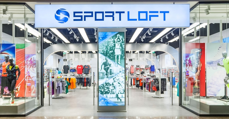 Sport Loft - primul concept-store multibrand de sport, deschis de FF Group România