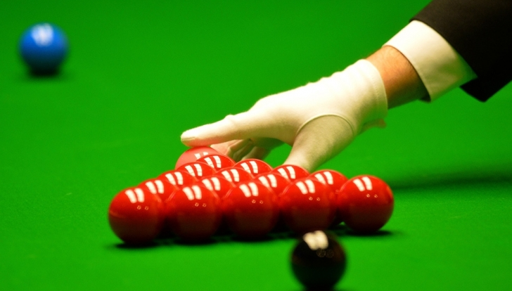 Paul Croitoru a câștigat etapa a V-a a Ligii Naționale de Snooker