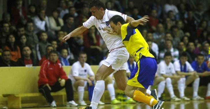 United Galați conduce cu 1-0 în finala Ligii I