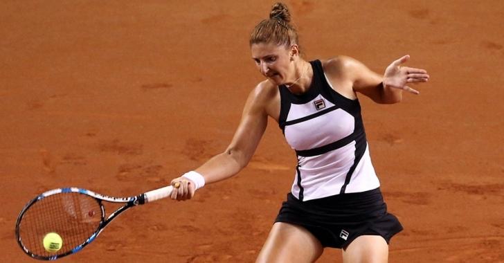 WTA Roma: Begu pierde în fața Sevastovei