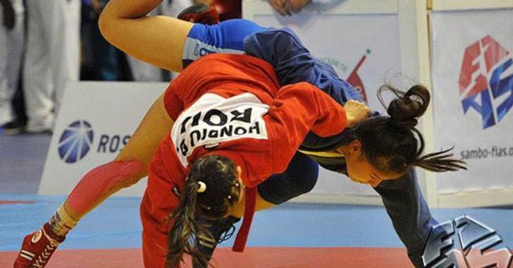 Sambo: Două medalii românești la Campionatele Europene