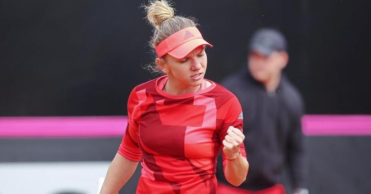 WTA Roma: Halep se califică în premieră în finală