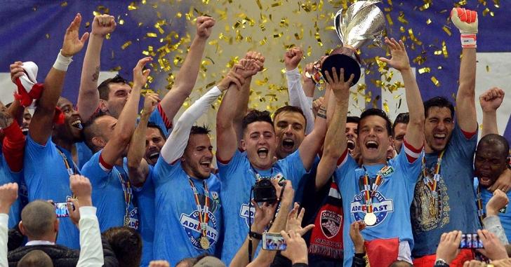Dinamo a câștigat Cupa Ligii