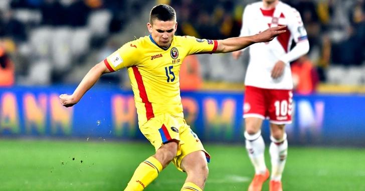 Răzvan Marin a marcat pentru Standard Liege