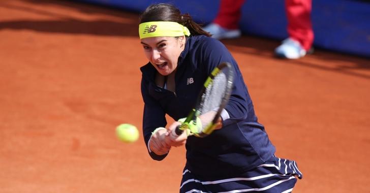 WTA Nürnberg: Cîrstea, în prima semifinală a anului