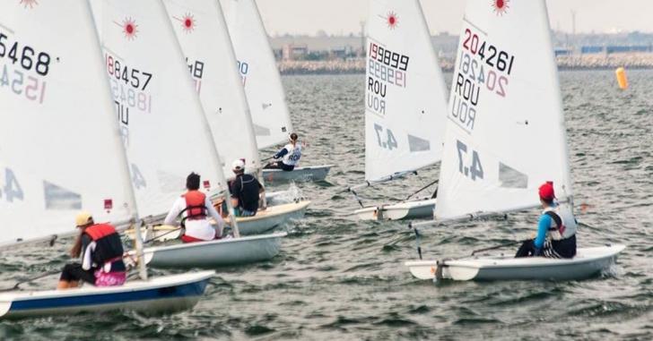 Lacul Herăstrău este gazda Cupei Sportul Studențesc