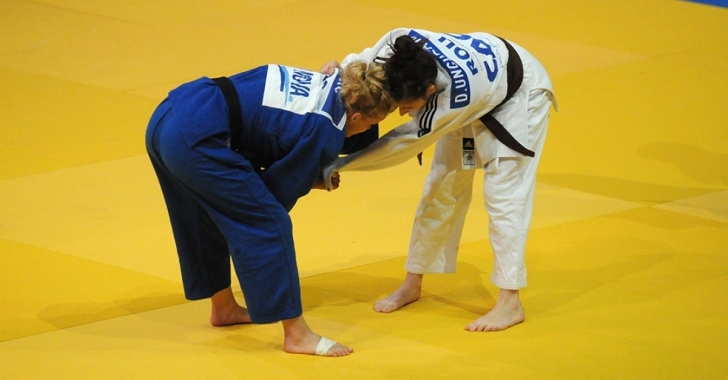 Monica Ungureanu, aur la Openul European de la București