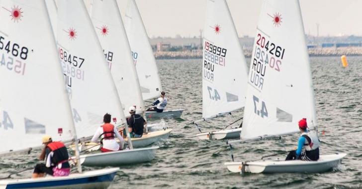 Lacul Siutghiol va găzdui în acest week-end două competiții de yachting
