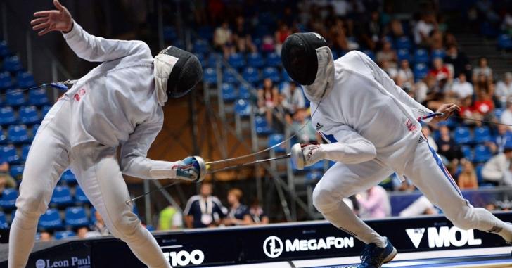 Echipa masculină de spadă, eliminată în turul secund la Campionatul European