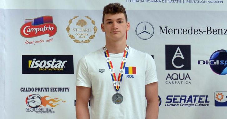 Medalie de argint pentru Daniel Martin la Campionatele Europene de juniori