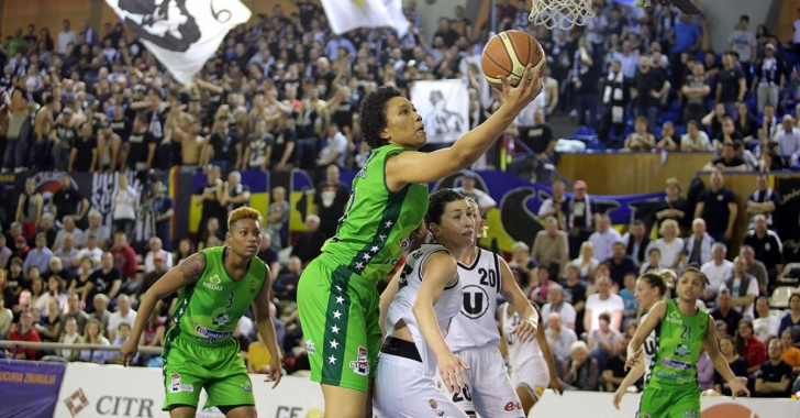 Grupă grea pentru ACS Sepsi SIC în FIBA EuroCup Women
