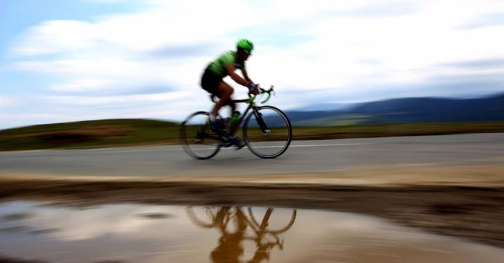 Columbianul Edwin Avila a câștigat etapa a II-a a Turului Ciclist al Sibiului