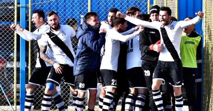 Meci amical: Victorie de prestigiu pentru Juventus București