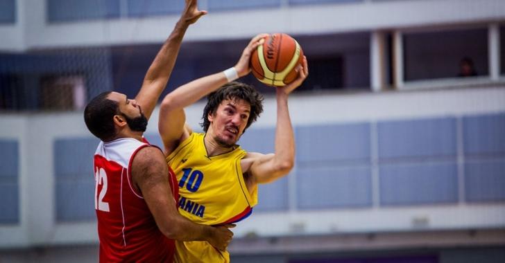 Vulturii susțin în Portugalia primele meciuri din campania de pregătire pentru FIBA Eurobasket 2017