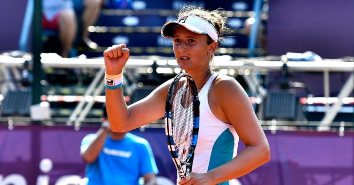 BRD Bucharest Open: Irina Begu se califică în prima finală a sa în 2017
