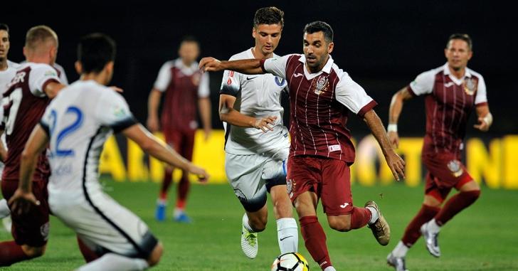 Liga 1: Urko Vera și autogolul lui Boli au făcut diferența la Cluj