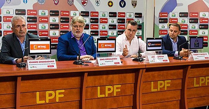 Liga 1 a devenit Liga 1 Betano