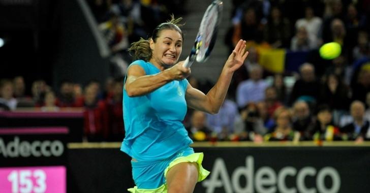 WTA Toronto: Niculescu iese în turul secund la dublu
