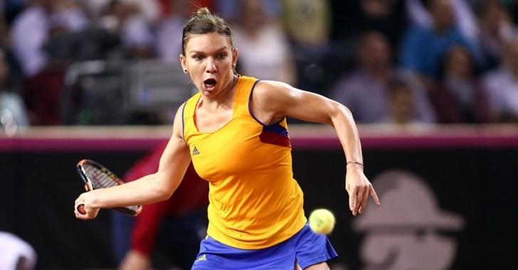 WTA Cincinnati: Halep joacă a șasea semifinală a sezonului
