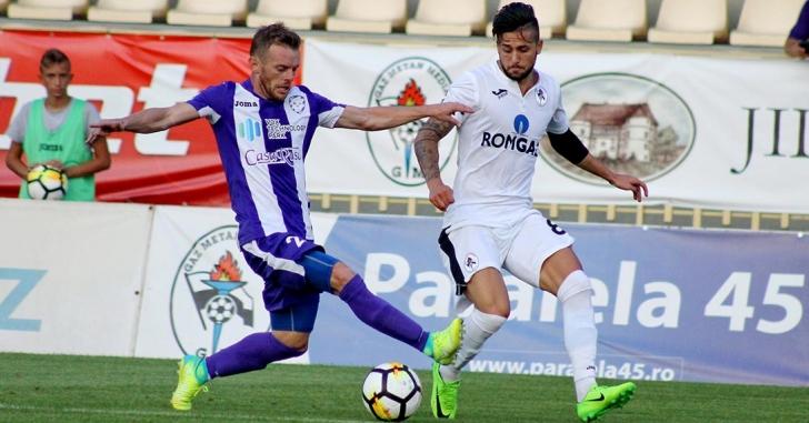 Liga 1: Gaz Metan Mediaș - ACS Poli Timișoara 0-2