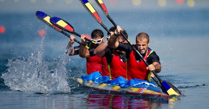 România la Campionatele Mondiale de kaiac-canoe