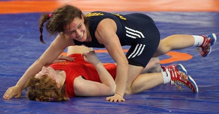 Alina Vuc, medaliată cu argint la Campionatele Mondiale