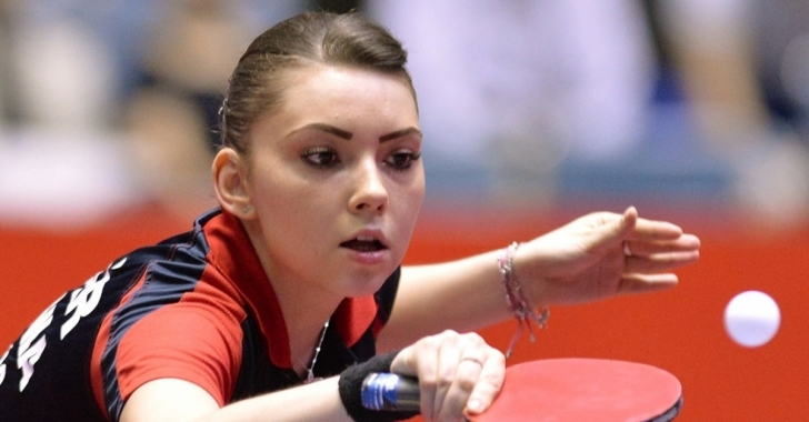 Bernadette Szocs, bronz la Universiadă