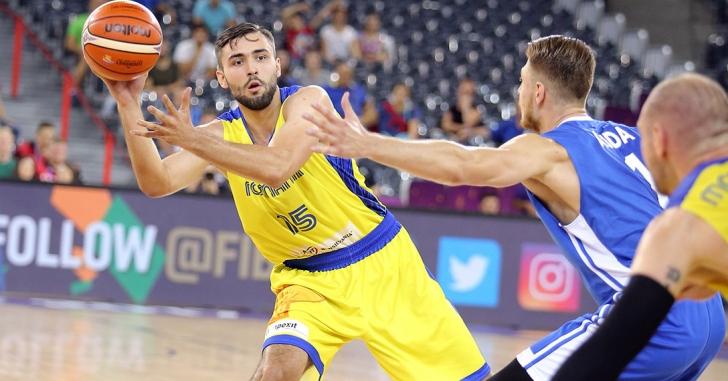 FIBA EuroBasket 2017: Evoluție bună a tricolorilor în fața Croației