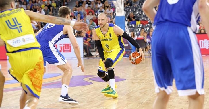 FIBA EuroBasket 2017: Vulturii vor juca luni seara împotriva campioanei Europei