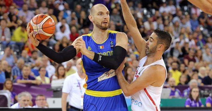 FIBA EuroBasket 2017: 10 minute egali cu campionii Europei