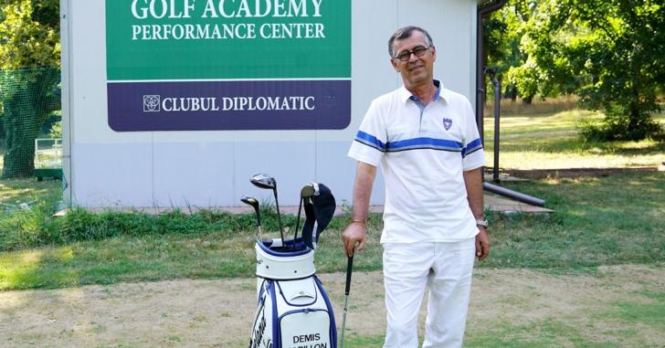 Cupa Academiei de Golf Demis Papillon va avea loc la Clubul Diplomatic, pe 16 septembrie 2017