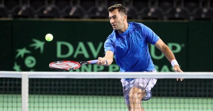 Austria - România 4-1, în Cupa Davis