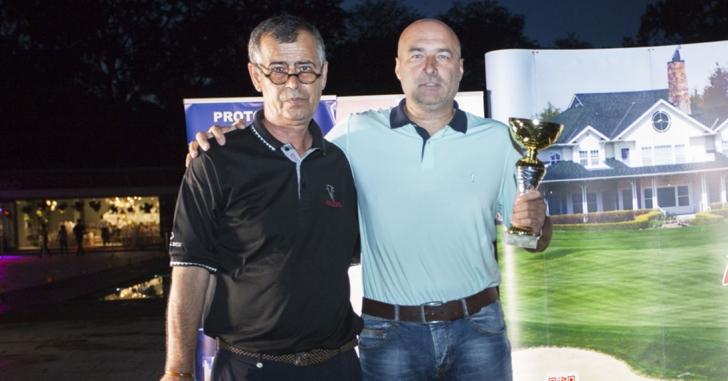 Cornel Dănilă a câștigat Cupa Academiei de Golf Demis Papillon