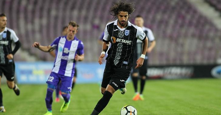 Liga 1: ACS Poli TImișoara - CS U Craiova 0-2
