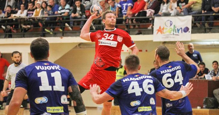 LNHM: Dinamo rămâne neînvinsă