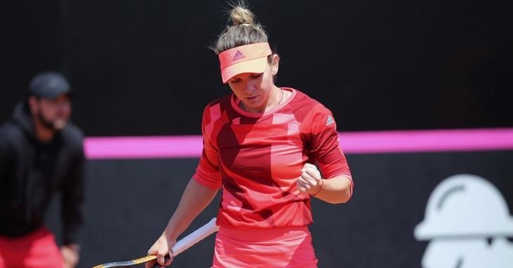 WTA Beijing: Simona Halep s-a calificat în finală și va fi numărul unu mondial